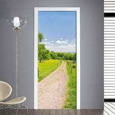 adesivi porta adesivo per porte interne e blindate decorale con adesivi