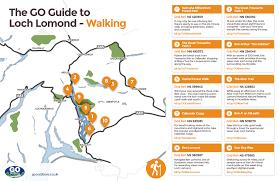 Map A Walking Route by 10 Stunning Walks In Loch Lomond U0026 Trossachs Go Outdoors Blog