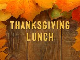 community thanksgiving luncheon