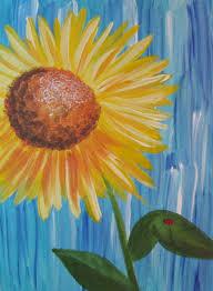 easy canvas christmas painting ideas tulips painting original