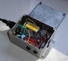 volt guitar pedal regulated power supply