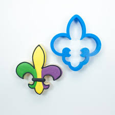 mardi gras cookie cutters fleur de lis cookie cutter mardi gras cookie cutter new