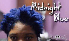 show me hair colors midnight blue hair natural hair colored how to color natural