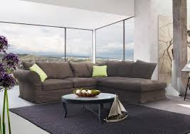 accoudoir canapé acheter votre canapé d angle confortable avec accoudoir arrondi