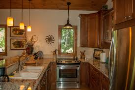 modern day kitchen rendezvous too new rental ashe high country vacations