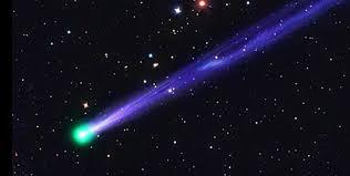 comet 45p eclipse comet full moon share friday night u0027s sky