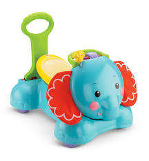 amazon black friday sales for fisher price toys amazon com fisher price 3 in 1 bounce stride and ride elephant
