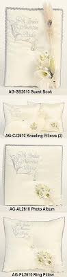 wedding guest keepsakes beautiful mexican wedding guest book kneeling and ring pillows