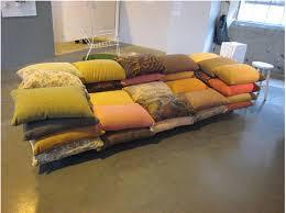 gros canapé canape avec gros coussins idées de design suezl com