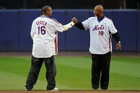The Doc And Darryl Mets - with a very public alarm the strawberry gooden story continues