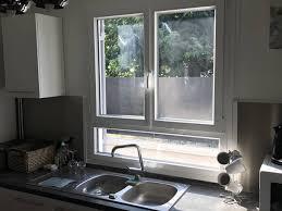 cuisine fenetre fenêtre cuisine rénovaton oscillo battant pvc