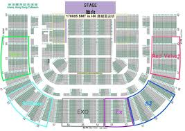 O2 Floor Seating Plan F X Hong Kong Fxhkfc Twitter