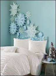 deco chambre reine des neiges drap rangement deco coucher bois complet des une tete