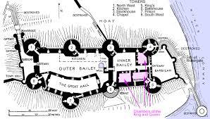 medieval castle home plans