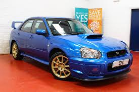 used 2005 subaru impreza sti wrx sti type uk for sale in greater