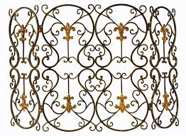 Country Fireplace Screens by Best 25 Decorative Fireplace Screens Ideas On Pinterest