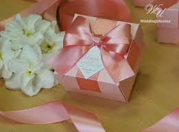 blush satin ribbon 783 best wedding favors boxes images on candy boxes