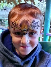 cute u0026 pretty halloween face painting at bewilderwood u2013 body