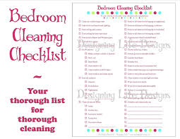 Home Design Checklist Fresh Kitchen Cleaning Check List Decoration Ideas Collection