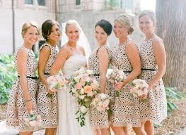 floral bridesmaid dresses picture of pretty floral and printed bridesmaids dresses