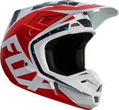 motocross helmets uk 2017 fox racing v2 nirv helmet mx motocross off road atv dirt