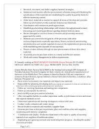 procurement resume sachin resume procurement engineer 1