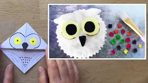 harry potter ideas hedwig owl bookmark collaboration with