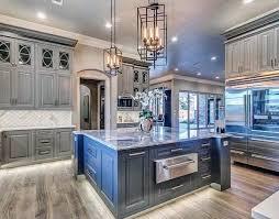 navy blue and grey kitchen ideas top 50 best grey kitchen ideas refined interior designs