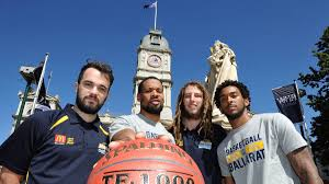 Ballarat Flag Miners Imports Fitting In Well The Courier
