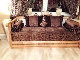 marokkanische sofa marokkanische sitzgarnitur sedari orientalische sofa holz in