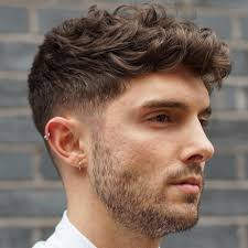 30 prime top trend fade haircut styles for curly hair for this
