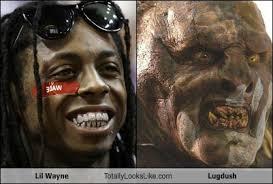 Lil Wayne Be Like Memes - lil wayne totally looks like lugdush totally looks like