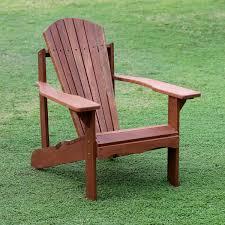 Adirondack Patio Chair Furinno Tioman Teak Hardwood Adirondack Patio Chair Free