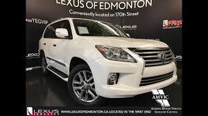 lexus suv used ct used 2014 white lexus lx 570 4wd ultra premium in depth review
