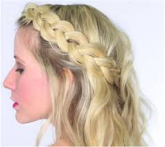 plait headband tutorials make a braided headband on yourself lifestyle