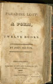 On His Blindness John Milton Meaning The Works Of John Milton Oviatt Library