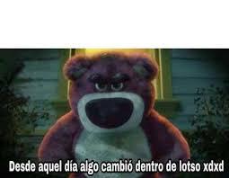 Memes De Toy Story - dopl3r com memes desde aquel dia algo cambio dentro de lotso