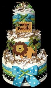how to make a lion king diaper cake