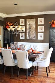 Falldiningtabledecorinspiration Kevin  Amanda - Dining room table decor