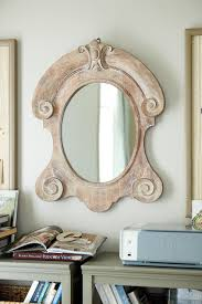 Ballard Home Decor Decorating With Architectural Mirrors How To Decorate