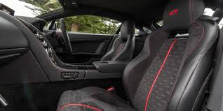 aston martin cars interior 2016 aston martin vantage gt cars exclusive videos and photos
