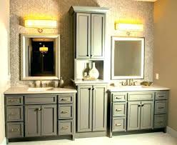 Cabinet For Bathroom Bathroom Counter Tower Cabinet Linen Cabinet Tower Bathroom