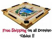dominoes tables for sale in miami cubilete and others