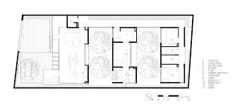 Rectangle House Floor Plans Gallery Of The Drawers House Mia Design Studio 21