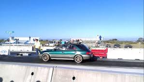 outback subaru sport subaru outback sport sti swap vs mazda fd rx7 youtube