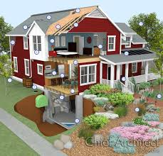 green home designs green building with chief architect home design software
