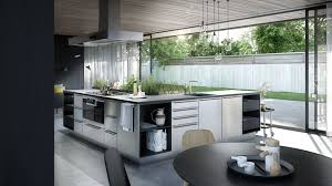 contemporary kitchen glass wood veneer island urban contemporary kitchen glass wood veneer island urban