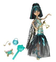 de nile ghouls rule monster high doll by mattel toys