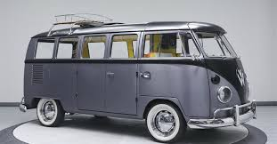 van volkswagen vintage 1967 volkswagen camper transformed into u0027back to the future u0027 time