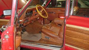 1970 jeep wagoneer interior 1984 jeep grand wagoneer information and photos momentcar